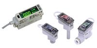 Elektronické meření a regulace průtoku medií, elektroické měření tlaku